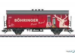 """Bierwagen """"BÖHRINGER"""""""