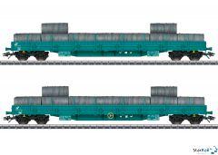Niederbordwagen-Set FS Res