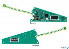 Einbau-Digital-Decoder für C-Gleis Weichen