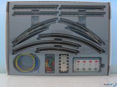 Z-Gleis Doppelgleispackung T1