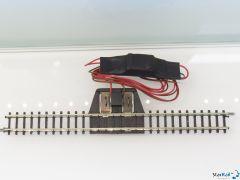 Z-Gleis Anschlussgleis gerade 110mm