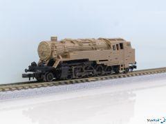 Dampflokomotive BR 85 001 Bronze