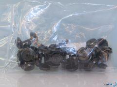 Isolierter Radsatz 20 Stück