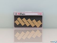 N-Train Europaletten 10 Stück