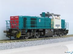 D100.001SR SBB Cargo Italia ohne Logo VI