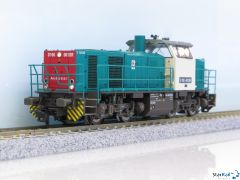 Diesellok SBB Cargo Italia D100.001SR Digital Sound