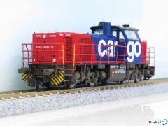 Diesellok SBB Cargo Am 842 101-8 Analog