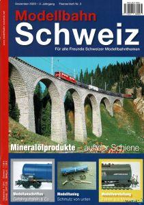Modellbahn Schweiz Heft Nr. 3