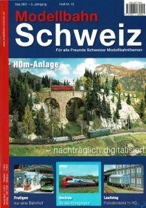 Modellbahn Schweiz Heft Nr. 10