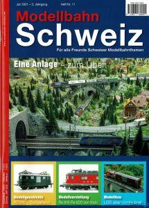Modellbahn Schweiz Heft Nr. 11