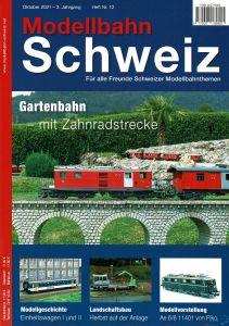 Modellbahn Schweiz Heft Nr. 12