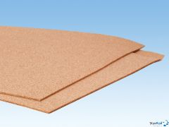 Kork-Platte 3 mm hoch 2Stück je 15x50cm
