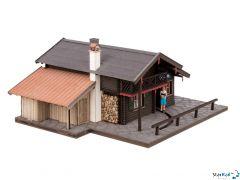 Christl-Hütte mit micro-motion Kellnerin