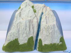 ICE Tunnel 1-gleisig