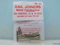 Schienenverbinder 24 Stück Code 100