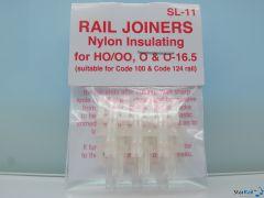 Isolierschienenverbinder 24 Stück Code 100