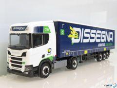 "Scania CR 20 HD Semirimorchio ""DISSEGNA LOGISTICS"""