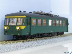SNCB Autorail Diesel Brossel Rh 554 Analog