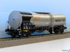 Chemiekesselwagen Zacens WASCOSA AG