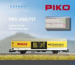 """Software für PIKO H0 Messwagen (CD-ROM) """"PIKO Analyst"""""""