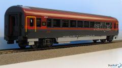 Schnellzugwagen Railjet Buffetwagen ÖBB VI
