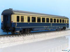 IC Grossraumwagen 2. Klasse Bpmz 291 DB IV