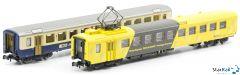 2-teiliges Set EW I BLS B und SBB WR Chäs Express