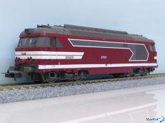Diesellok SNCF BB 67611 Ep. IV Analog