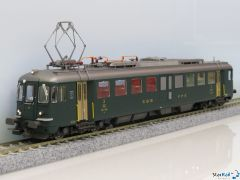 Triebwagen SBB RBe 4/4 1434 grün
