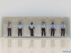 US Highway Patrol Men
