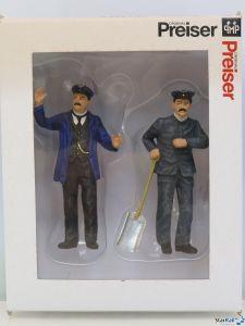 Lokführer und Heizer