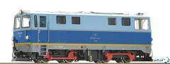 Diesellokomotive NÖVOG V 10 Digital Sound