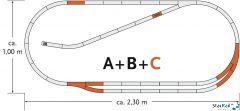 geoLine Gleisset C