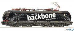 """Elektrolokomotive DB AG BR 193 318-3 """"backbone"""" Digital Sound"""