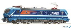 Elektrolokomotive BR 192 RTB Cargo Digital Sound