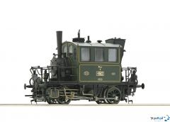 Dampflokomotive Gattung PtL 2/2, K.Bay.Sts.B. Digital Sound