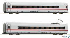 2-teiliges Set 2: Zwischenwagen ICE 3 (BR 407) DB AG