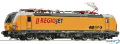 Elektrolokomotive BR 193 Regiojet Analog