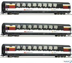3-teiliges Set 1: Gotthard-Panorama Express