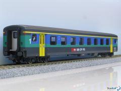 Schnellzugwagen SBB EW II 1. Klasse