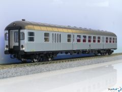 DB Nahverkehrs-Steuerwagen Silberling