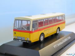 PTT Omnibus SAURER 3 DUK