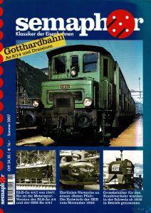 Semaphor Ausgabe Sommer 2007
