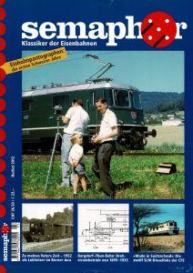 Semaphor Ausgabe Herbst 2012