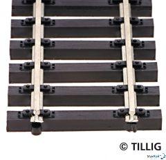 Flexgleis Holzschwelle 664 mm