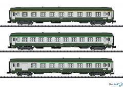 """3-teiliges Set 1 Schnellzugwagen """"Orient-Express"""""""