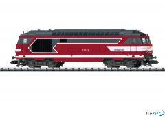 Diesellokomotive Serie BB 67400