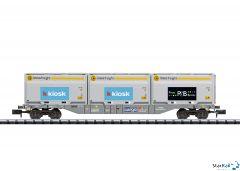 Containertragwagen Bauart Sgnss