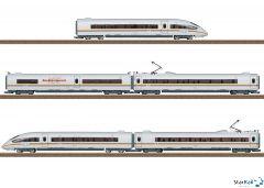 Triebwagenzug ICE 3 Baureihe 403 Railbow Digital Sound Innenbeleuchtung