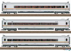 3-teiliges Set ICE 3 Baureihe 403 Railbow Innenbeluchtung